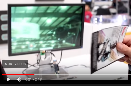 Arduino FPGA board demo with Raspberry camera     - Raspberry Pi Forums