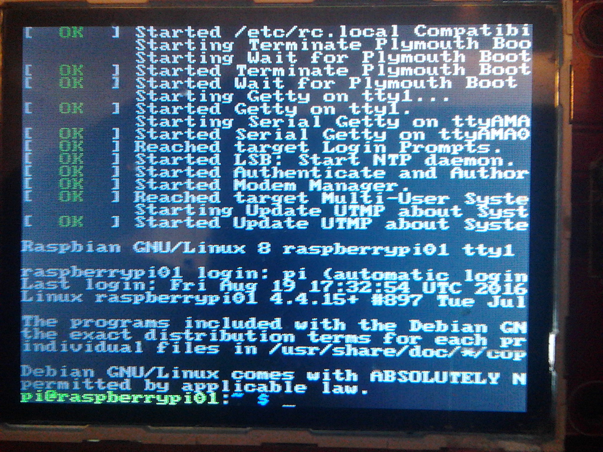 5$ 480x320 TFT for Raspberry Pi Zero? - Raspberry Pi Forums