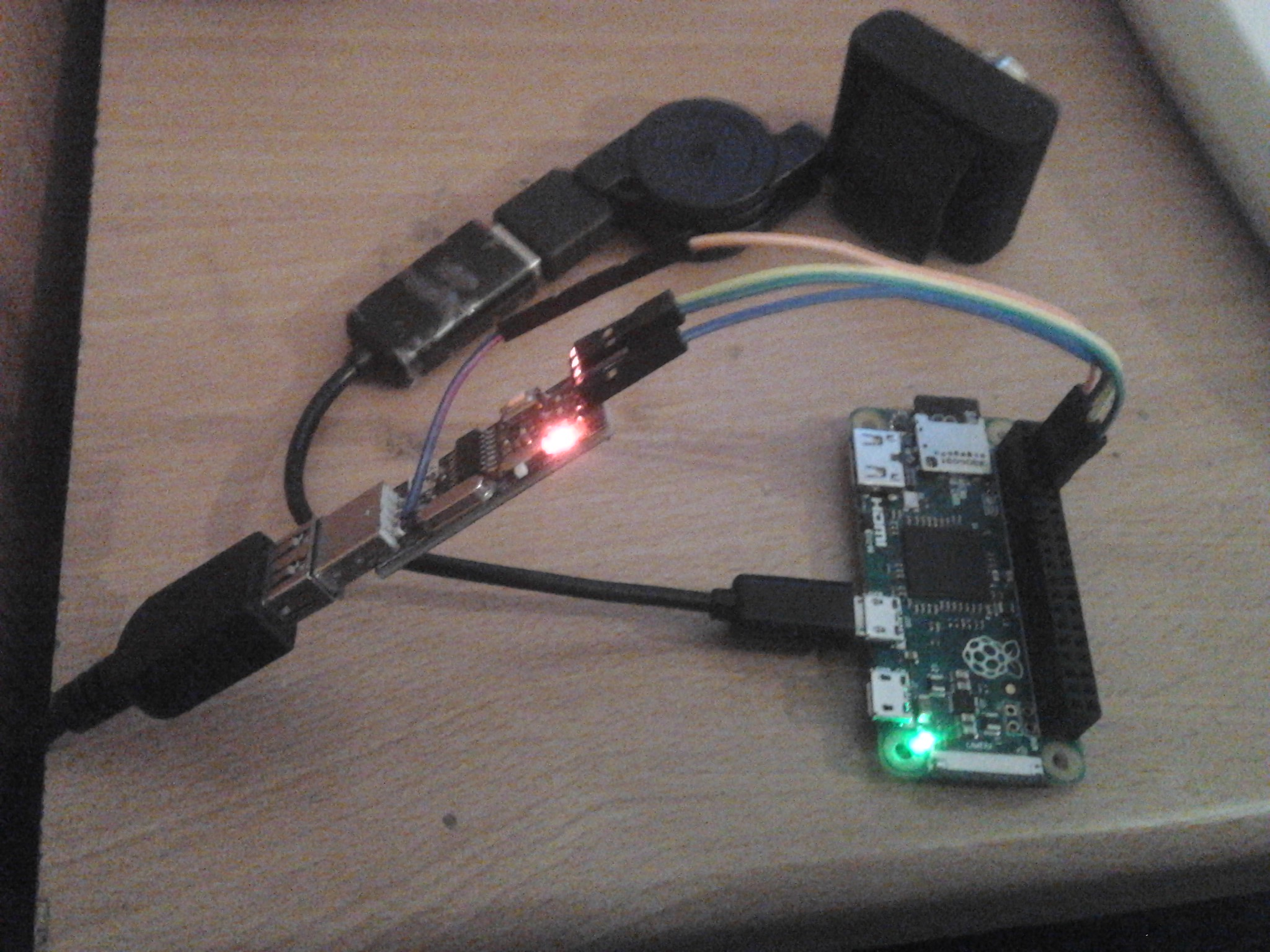 Adding a camera module to the pi-0 - Raspberry Pi Forums