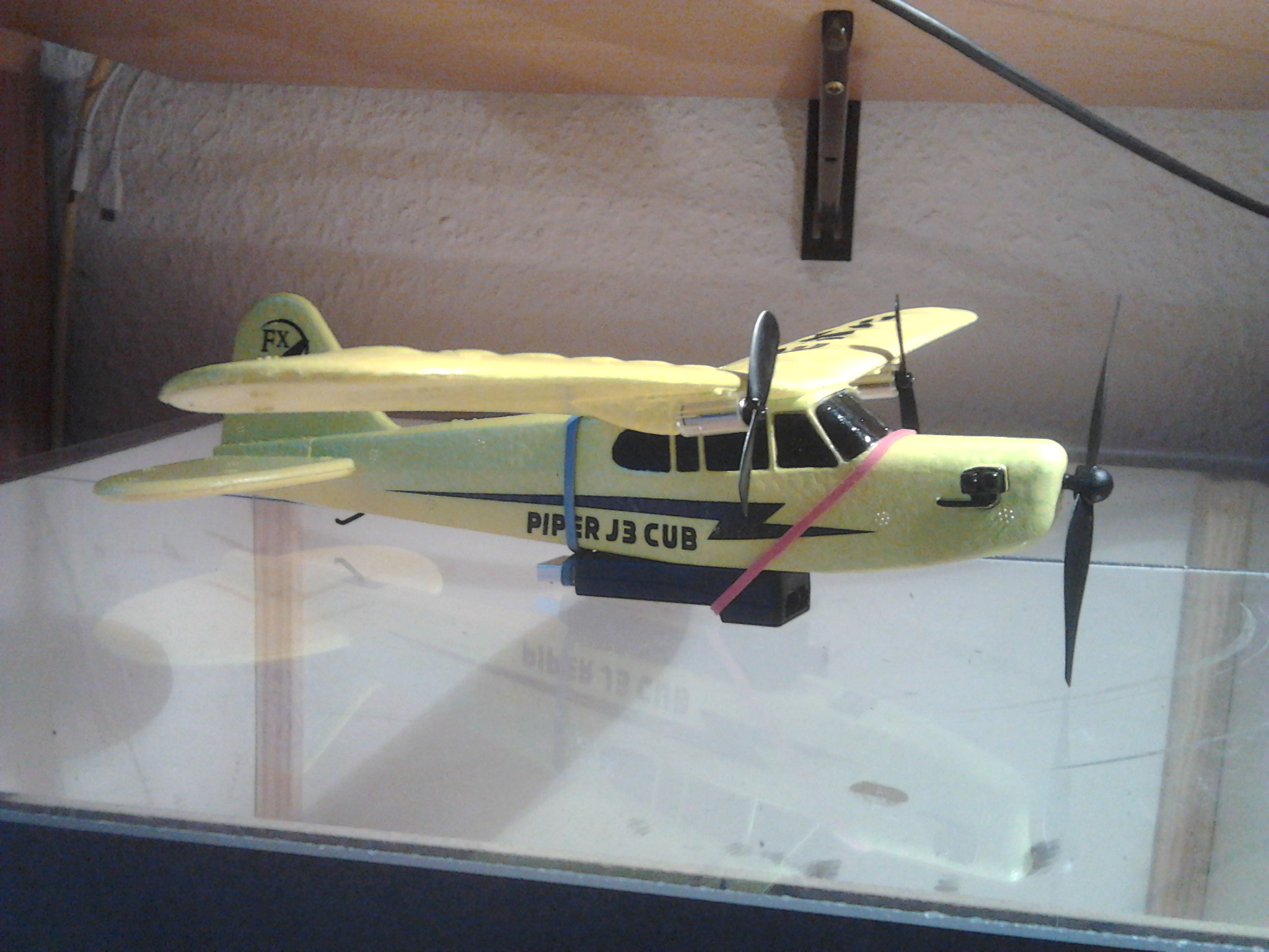 Cheap RC airplane with
