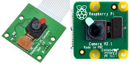 Raspberry camera / gstreamer / raspivid / raspiraw / global external