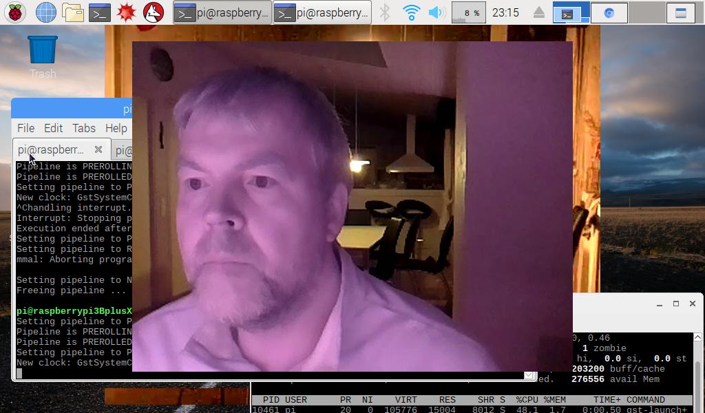 gstreamer plugin dev / appsrc / raspiraw / Raspberry camera
